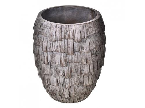 vaso legno